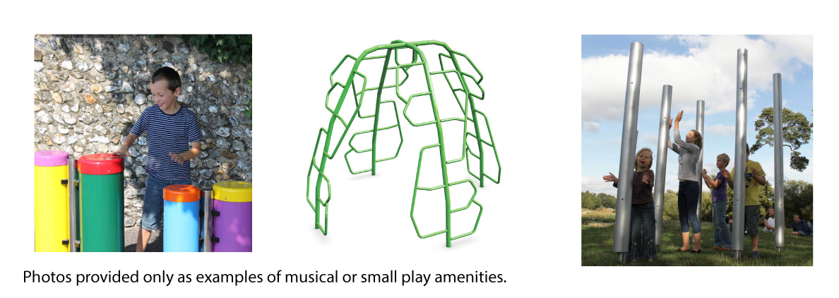 Musical or Small Amenity