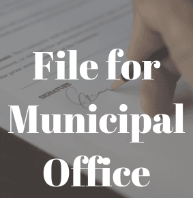 File for Municipal Office