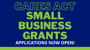 CARES Act Small Business Grant image