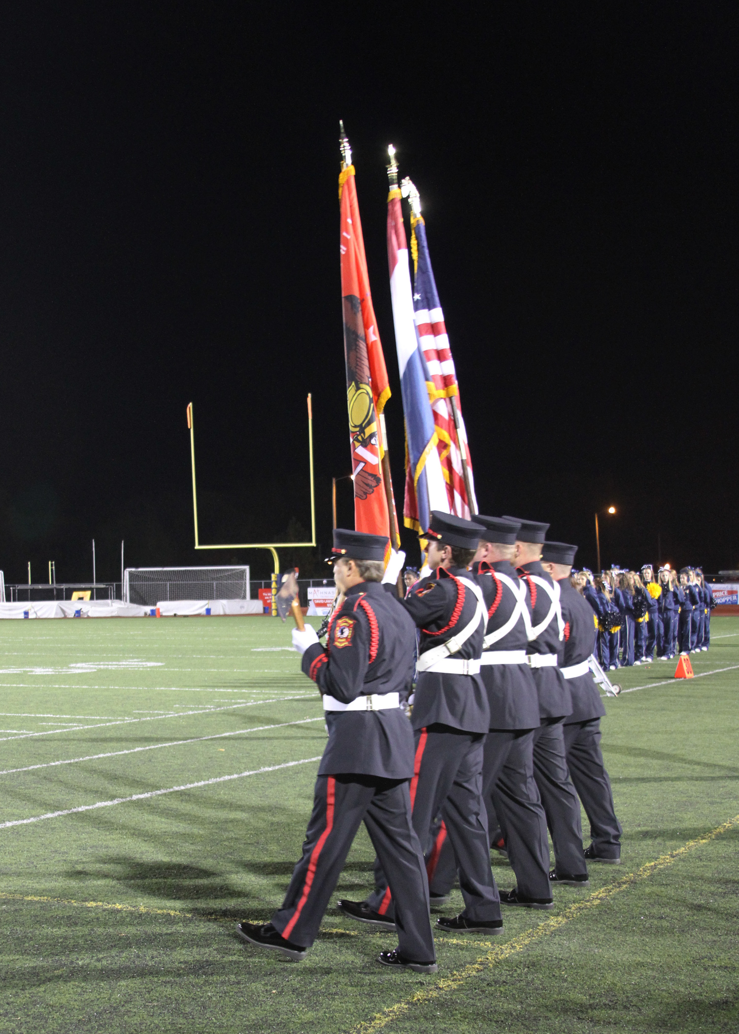 LFD Color Guard_LNHS FB110613ab