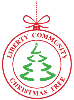Liberty Community Christmas Tree logo